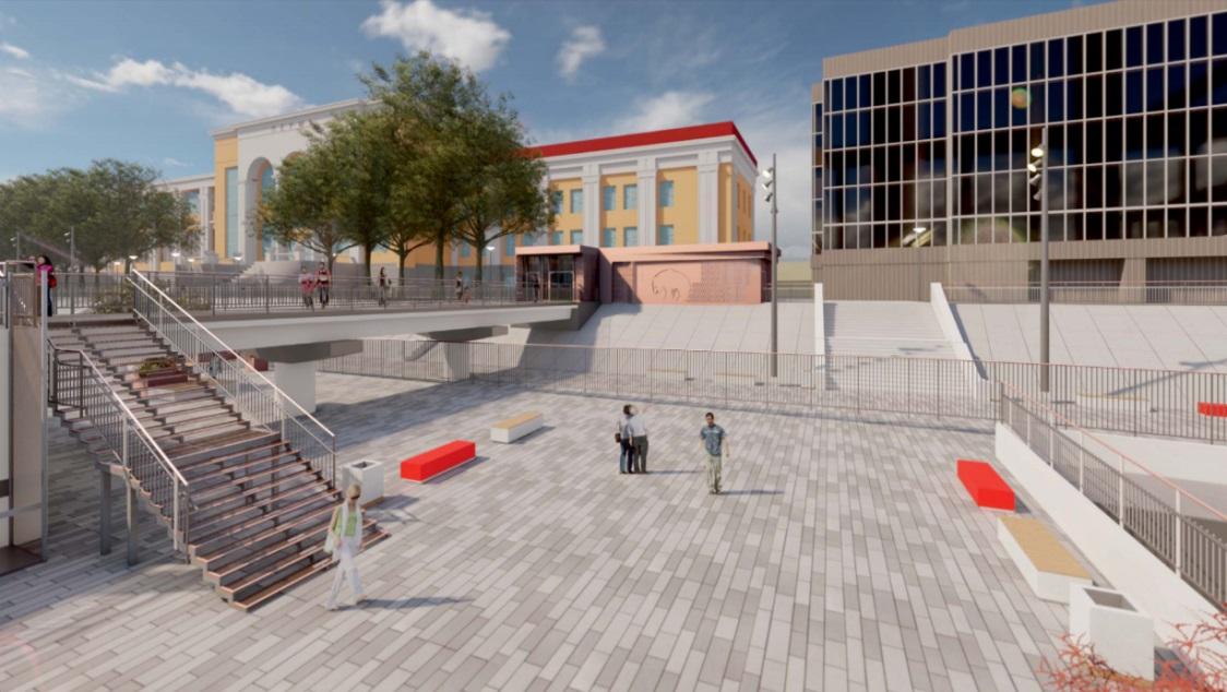 В Перми реконструируют причалы Речного вокзала
