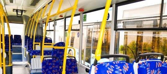 В Перми проверяют кондиционеры в общественном транспорте