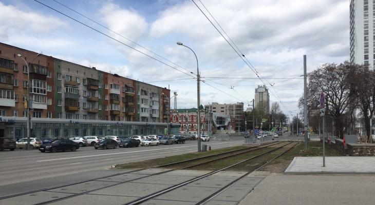 Двадцать тысяч квадратных метров дорог отремонтировали в Орджоникидзевском районе Перми