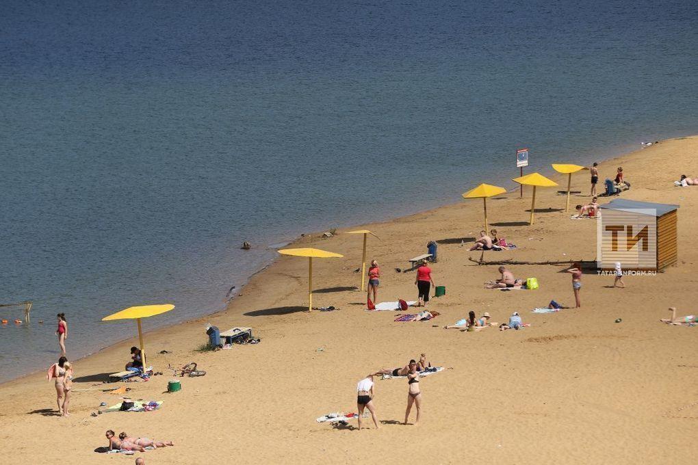 Пять прикамских пляжей признаны непригодными для купания
