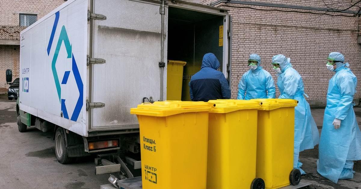 В Пермском крае остановлен аукцион на вывоз медицинских отходов