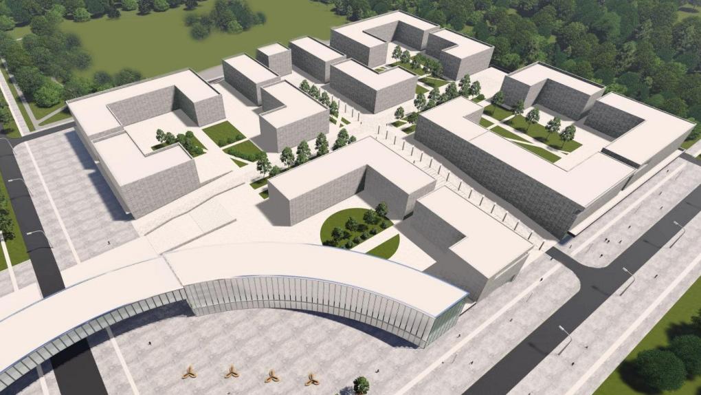 Строительство кампуса для иностранных студентов в Перми откладывается