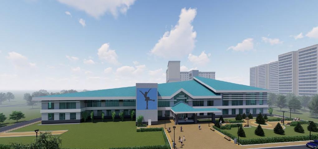 В Перми построят масштабный торгово-спортивный комплекс