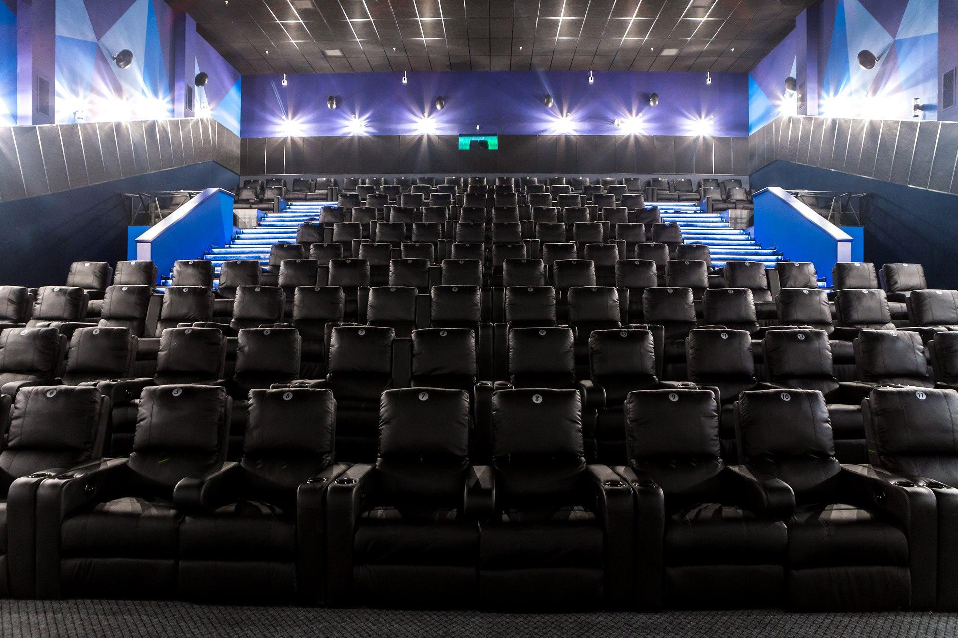 В Перми открывается «мягкий» кинотеатр