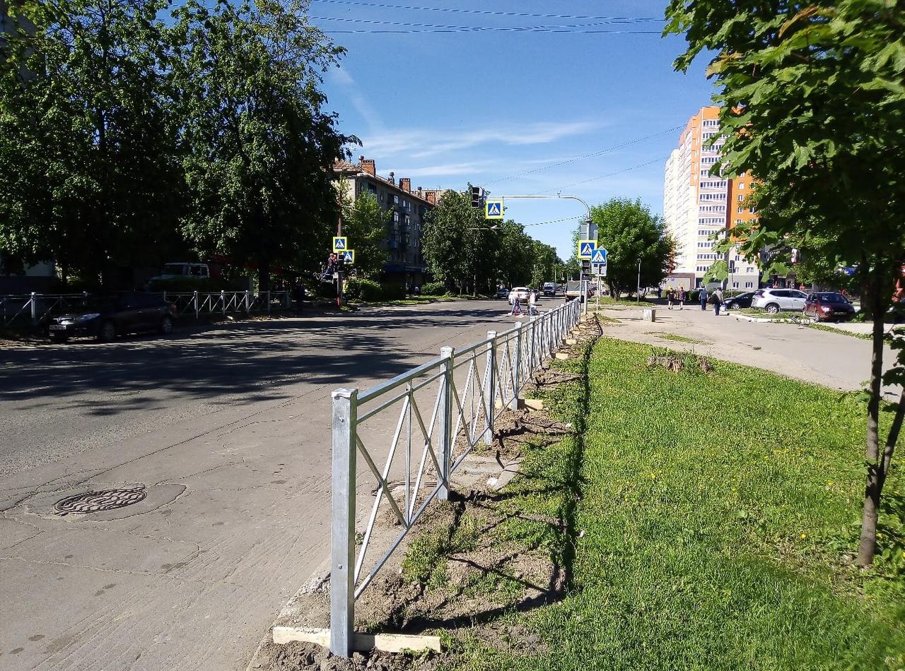 В мэрии Перми собираются устранить излишние ограждения вдоль дорог