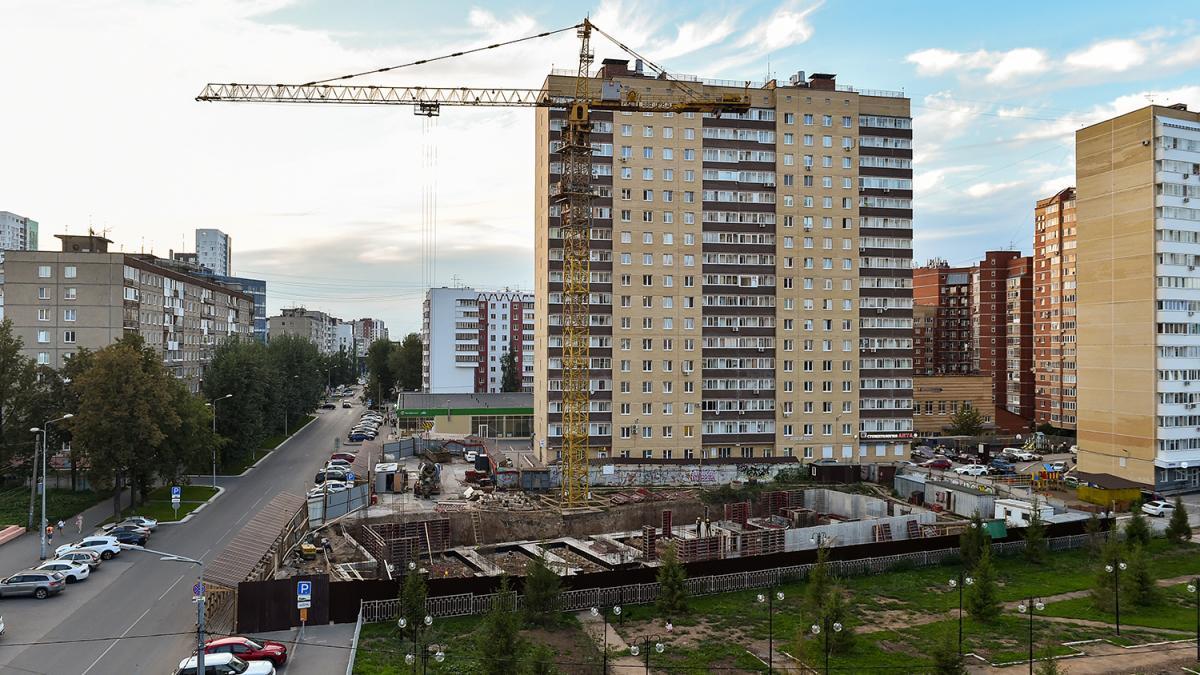Разрешение на строительство дома на улице Горького в Перми может быть отозвано