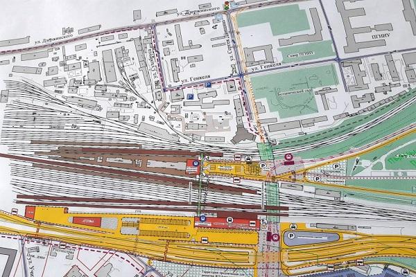Пять подрядчиков подали заявки на конкурс по проектированию пермской улицы Строителей