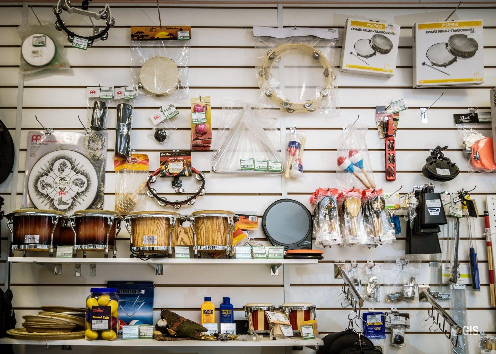 Самый старый музыкальный магазин Перми закрылся