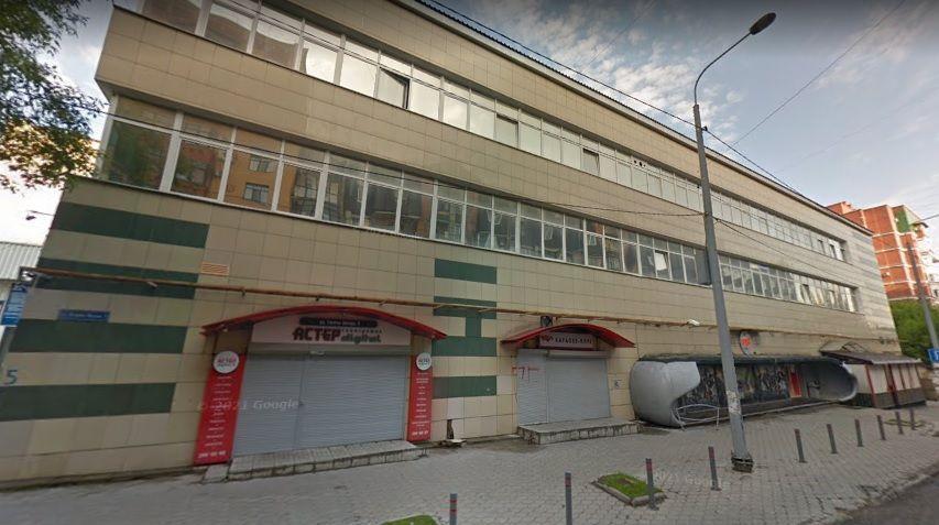 Офисное здание в Перми снесут для строительства жилого дома