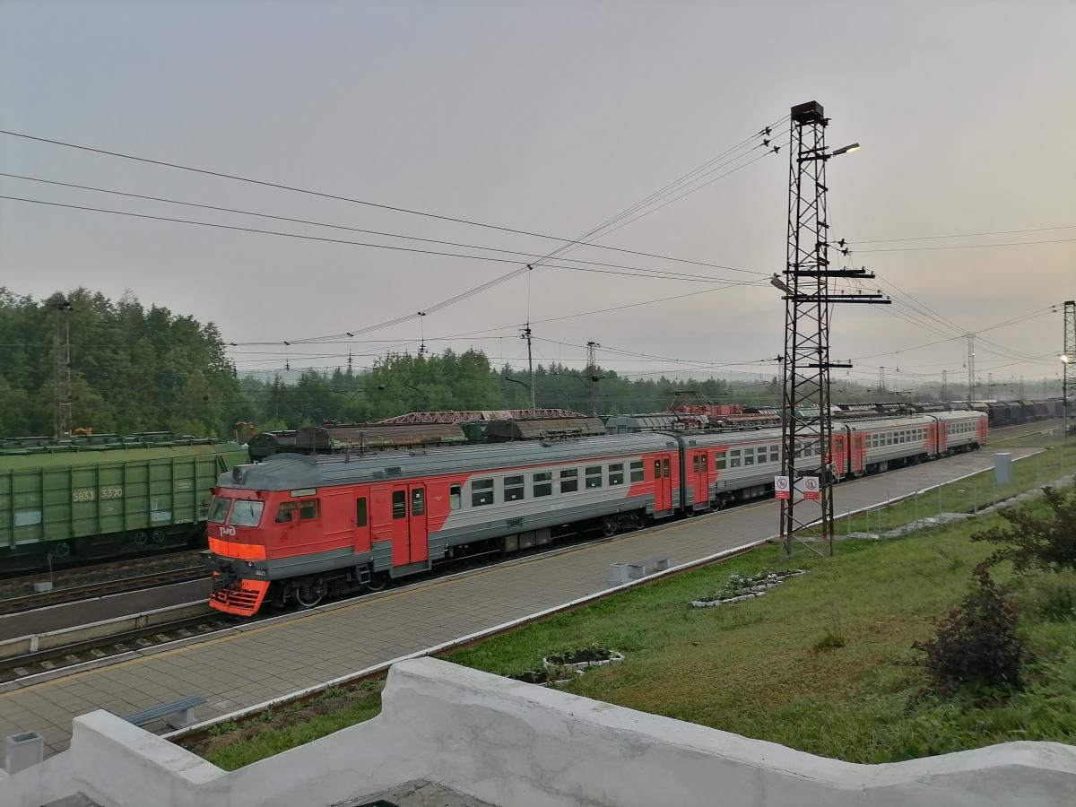 Возобновляется движение электропоездов между Пермью I – Пермью II