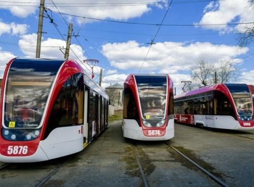 Новые трамваи закупят в Перми