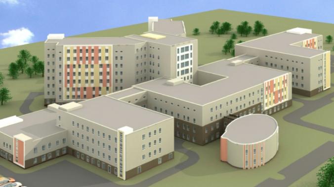 В Перми обсуждают место для строительства будущего онкодиспансера
