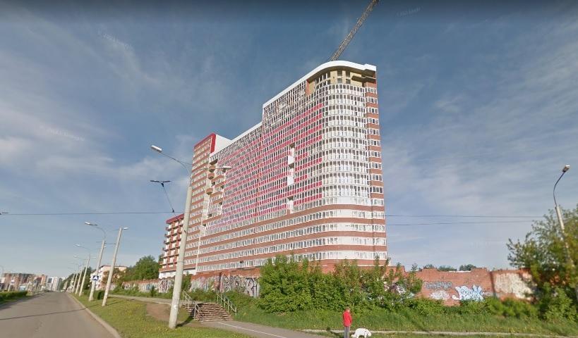 В Перми закончили строить жилой комплекс «Пушкарский»