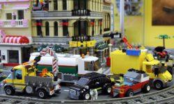 В парке Горького открывается LEGO-город